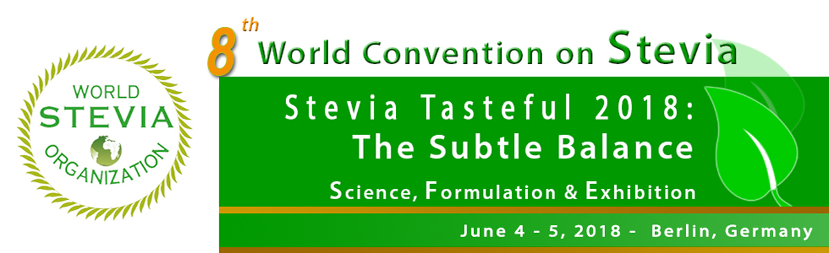 STEVIA WORLD CONVENTION 2018