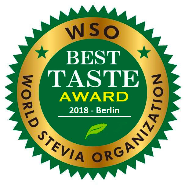 Stevia-Best-Taste-Award-2018-One-Leaf